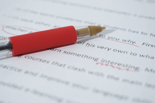The importance of good Report Proofreading