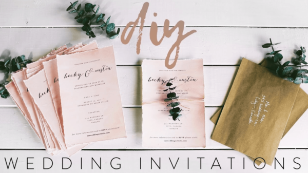 Wedding Video Invitations- Your guide to creating one