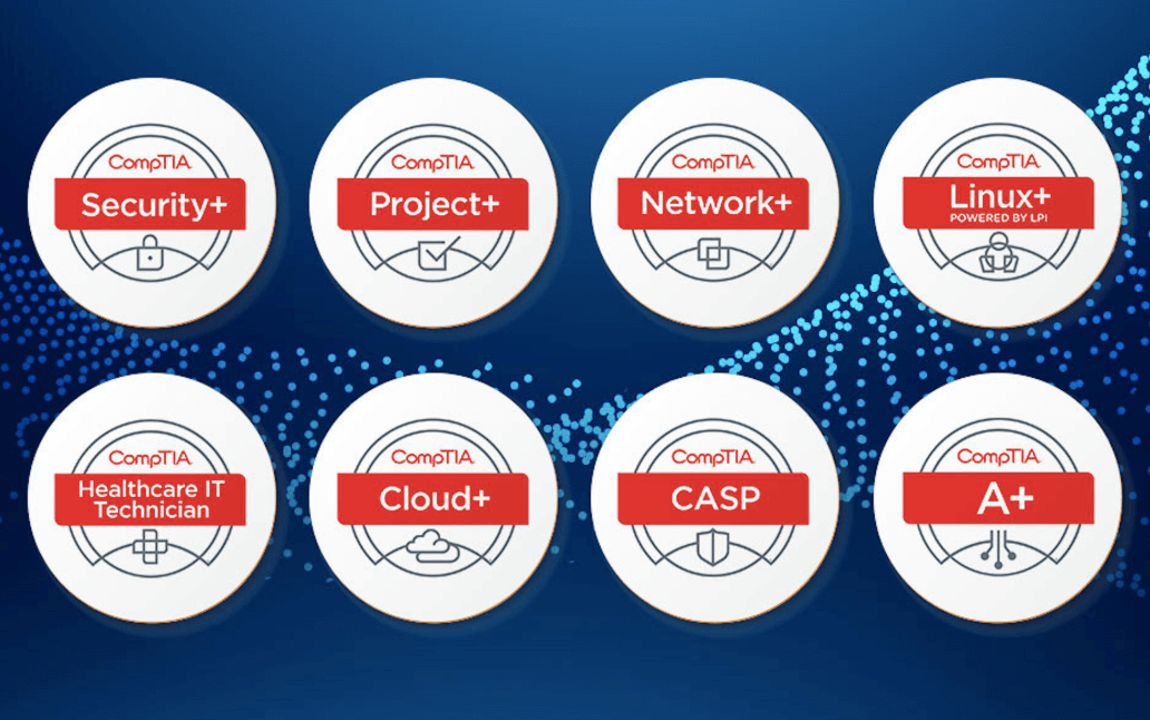 CompTIA Certifications As A Starter
