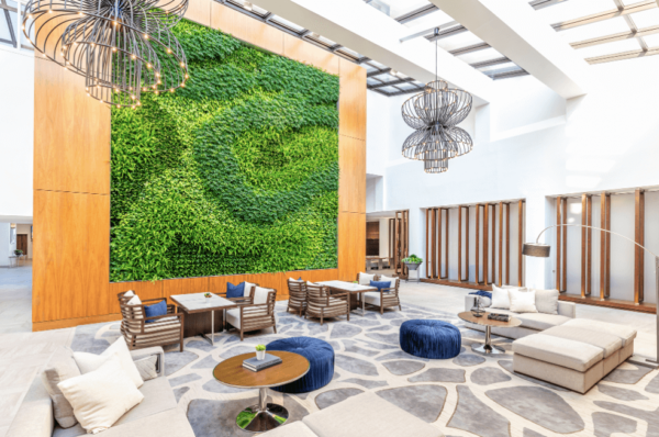 How COVID-19 has changed hospitality design