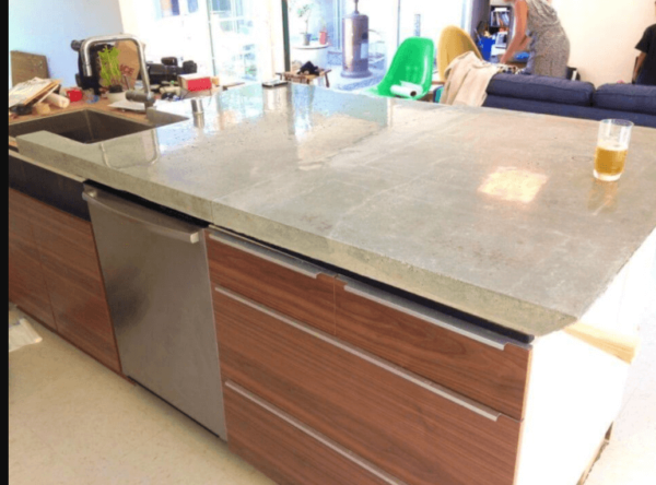 3 Reasons to Install a Concrete Countertop