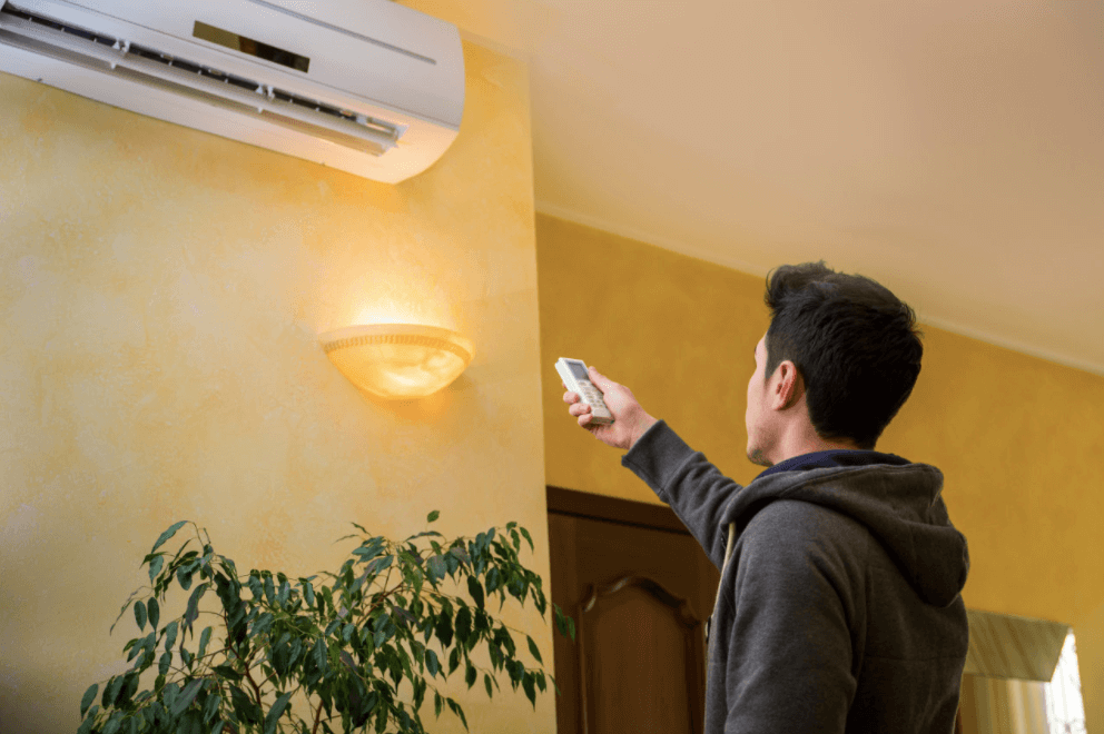 Reducing Air Conditioning