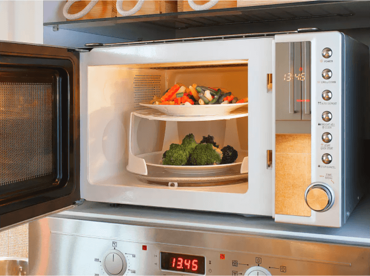 Using an Oven