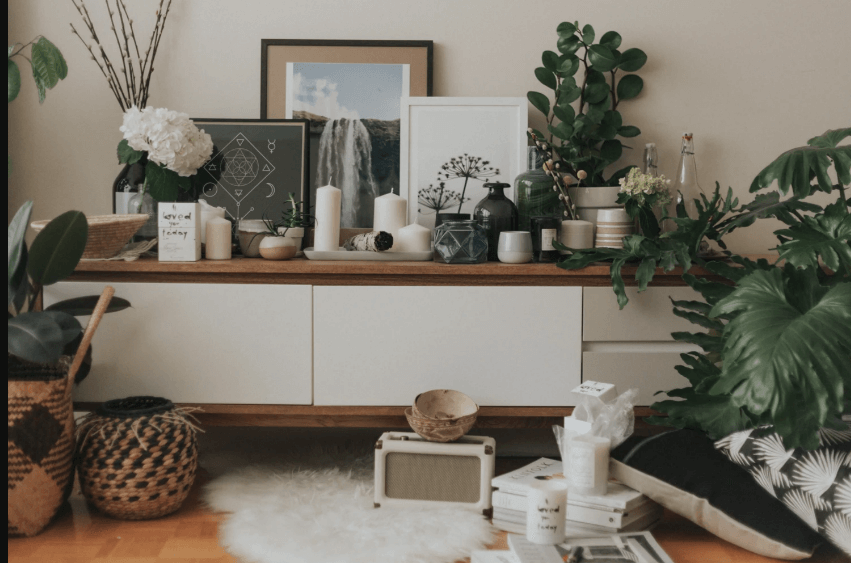 Creating a Sanctuary at Home