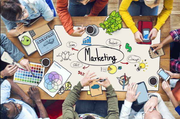 The Essential 8 Roles to have on a Marketing Team