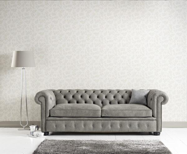 5 Ways to Style your Grey Velvet Sofa