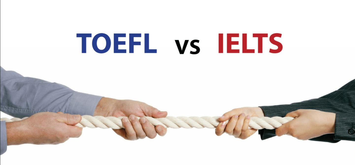 IELTS vs. TOEFL