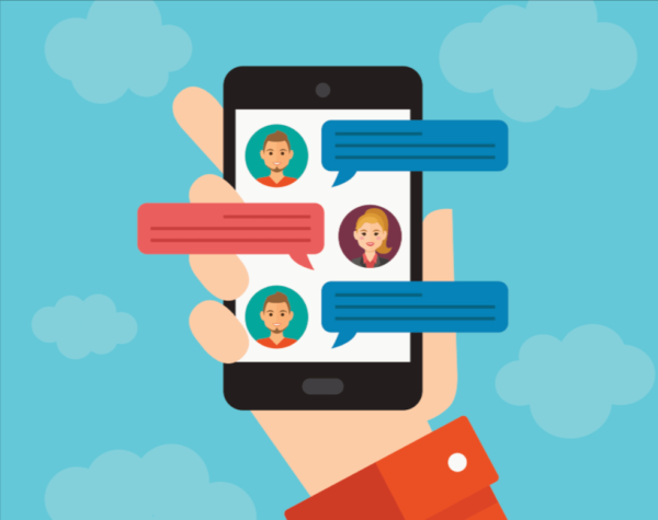 How the Humble Text Message Provides Business Opportunities