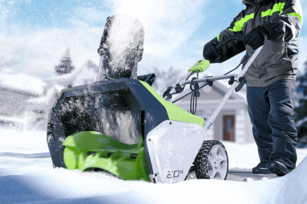 Why Should You Invest in A Snow Blower?