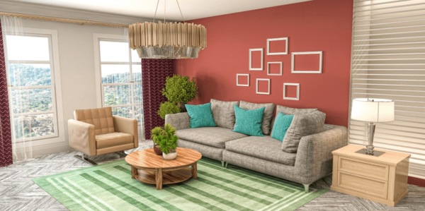Ideas to refresh your living space